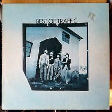 Best Of Traffic [PINK ISLAND] (UK 1969) : Traffic