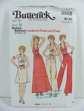Butterick 3512 Junior Top Skirt Pants Betsey Johnson of Alley Cat Sz 13 Pattern