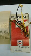 CADILLAC NOS Rare 1974 and early 1975 wiper pulse switch