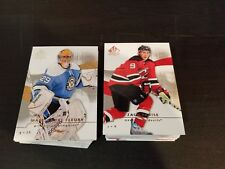 2008-09 UPPER DECK UD SP AUTHENTIC BASE SET #1-100
