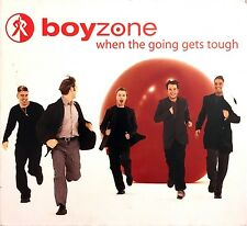 Boyzone CD Single When The Going Gets Tough - Digipak - France (G/M)