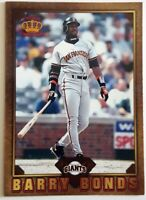 Barry Bonds Pacific Collection 1997 MLB Sports Trading Card #GD-213 S.F Giants