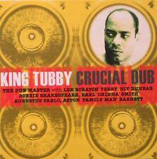 King Tubby - Crucial Dub - 2000 - CD - Music Digital.