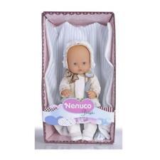 Famosa 700013107 Nenuco - Boutique bebé-vestido color blanco -