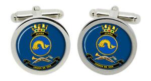 HMAS Otama Royal Australian Navy Cufflinks in Box