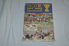 Faller AMS Racing Weltmeisterschaft Autorennbahn 3902