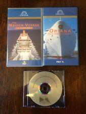 P&O Oriana - DVD - Cruise Ship