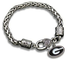 Green Bay Packer Charm Bracelet - NFL Bracelet, Packers Jewelry & Perfect Gift