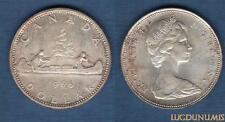Canada - 1 Dollar 1966 Elizabeth II Argent Silver Qualité TTB - SUP - Canada