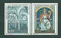 Italy - Mail 1989 Yvert 1805/6 MNH Paintings