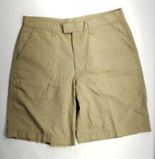 PATAGONIA men's shorts sz 33 khaki beige