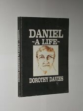 Dorothy Davies Daniel A Life Circle Of Light Softback Book 2007.