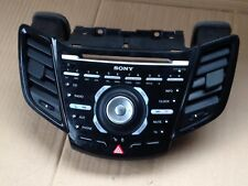 Ford Fiesta Titanium 2016 Head Radio Stereo AUX Phone Multimedia Control Panel