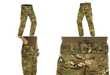 Claw Gear Operator pantaloni Combat Pant KNEE PADS MULTICAM MC NYCO size 48 R