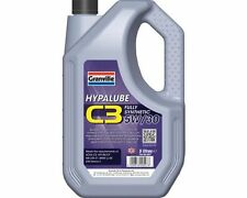 GRANVILLE C3 5W30 FULLY SYNTHETIC MOTOR ENGINE OIL BRAND NEW 5 LITRES 5L