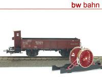 Sachsenmodelle H0 Niederbordwagen + Treibrad aus 14111 Güterwagen Württemberg