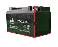 NEW 12V ATV BATTERY 50 70 90 110 7AMP Moped Scooter ATV U BA11