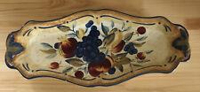 Certified International Tuscan Fruit Platter By Pamela Gladding