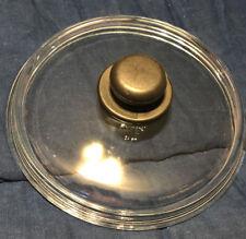 Couvercle en verre ultra résistant 24 cm PYREX