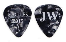 Eagles Joe Walsh Gray Pearl Guitar Pick - 2015 History Tour