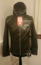 Columbia Titanium OutDry Black Zip Up Jacket Size Small Brand New With Tags