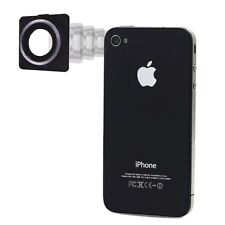 Rear Back Camera Lens Frame Glass Cover Replacement for iPhone 4 4S + 5 Tools