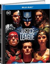 Justice League (Digibook) (Blu-Ray) WARNER HOME VIDEO