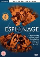 Espionage The Complete Series - DVD Region 2
