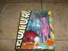 FUTURAMA Toynami NUDAR Alien Nudist Scammer Series 4 Groening Cartoon Figure MIB