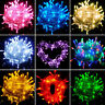 20/40/80/100/200 LED Waterproof Xmas Wedding Party Lamp Fairy String Light Decor