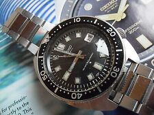 Rare Vintage 1970's Men's Seiko Water 150m Resist Automatic Watch 6105-8009 Runs