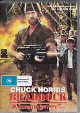 BRADDOCK MISSING IN ACTION 3 - CHUCK NORRIS - NEW & SEALED DVD