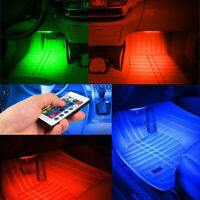 Kit luci decorative a LED per interni a luce decorativa per interni auto RGB