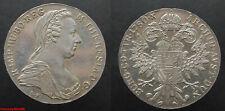 Autriche Austria Osterreich 1 thaler 1780 MARIE THERESE DE HABSBOURG