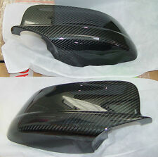 BMW F07 F10 F06 F12 F13 F01 F02 5 6 7 Series OEM Carbon Fiber Side Mirror Covers