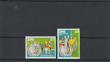 Ireland Eire 1985 MNH International Youth Year SG#621-2 Young People Students