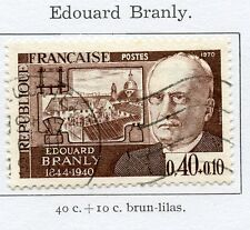STAMP / TIMBRE FRANCE OBLITERE N° 1626 EDOUARD BRANLY