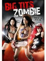 Big Tits Zombie [2D/3D] 741952733997 (DVD Used Very Good)