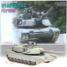 DRAGON 1/35 M1A2 SEP V2 ABRAMS