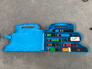 Vintage Thomas the Tank Engine Train Railway Set - Classic - Metal Carry Case