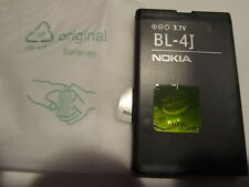 ORIGINAL NOKIA BL-4J Li-ion BATTERY BL 4J C6 C6-00
