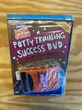 New ListingPotty Training Success - Huggies Pull-Ups Big Kid Central - Dvd New Sealed