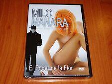 MILO MANARA en Butterscotch / EL PODER DE LA FLOR -English/Español- Precintada