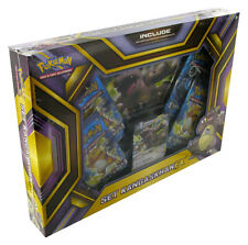 Box Pokemon SET KANGASKHAN EX + Carta Gigante + 4 Buste ITA