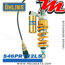 Amortisseur Ohlins SUZUKI GSX R 1300 HAYABUSA (2001) SU 406 (S46PR1C2LS)