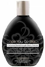 Once You Go Black Bronzer Tanning Lotion By Millennium 13.3 oz