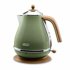 Delonghi ICONA Vintage Collection Electric kettle 1.0L Olive green japan F/S