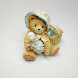 Cherished Teddies Enesco Katie A Friend Always Knows Figurine 950440 1991