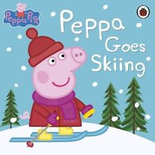 Peppa Goes Skiing (Ladybird) NEW (Paperback) Children's Book