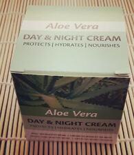 ♣ ALOE VERA POT DAY & NIGHT CREAM CREME DE JOUR & NUIT 110 ML NEUF ♣